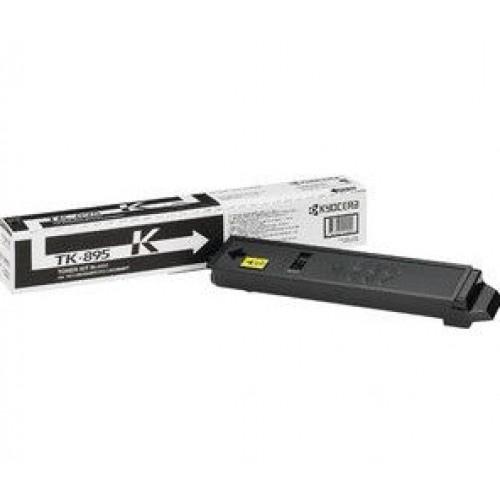 Kyocera Toner TK-895 Black (1T02K00NL0)