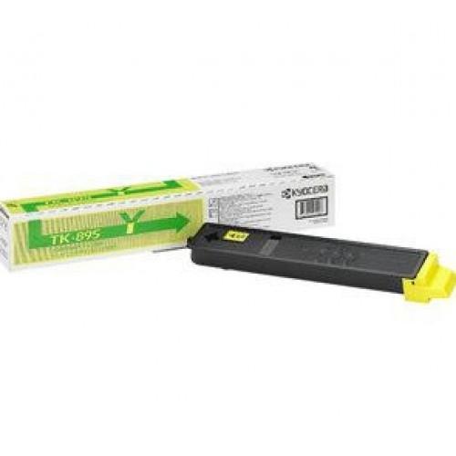 Kyocera Toner TK-895 Yellow (1T02K0ANL0)