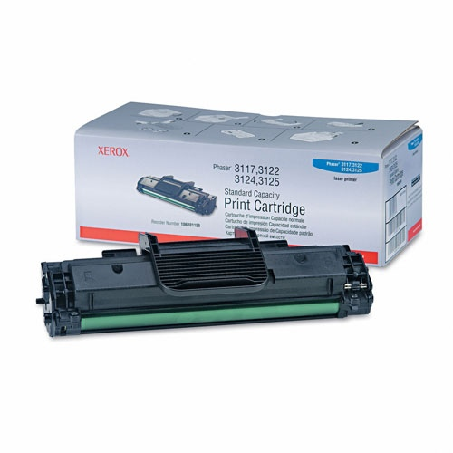 Xerox Cartridge 3117 Black (106R01159)
