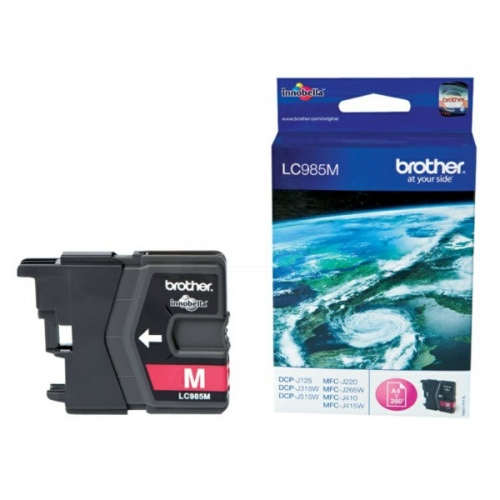 Brother Ink LC 985 Magenta 0,26k (LC985M)