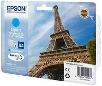 Epson Ink T7022 XL Cyan (C13T70224010)