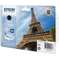Epson Ink T7021 XL Black (C13T70214010)