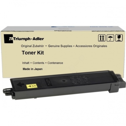 Triumph Adler Copy Kit 2550ci/ Utax Toner 2550ci Black (662510115/ 662510010)