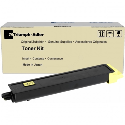 Triumph Adler Copy Kit DCC 6520/ Utax Toner CDC 5520 Yellow (652511116/ 652511016)