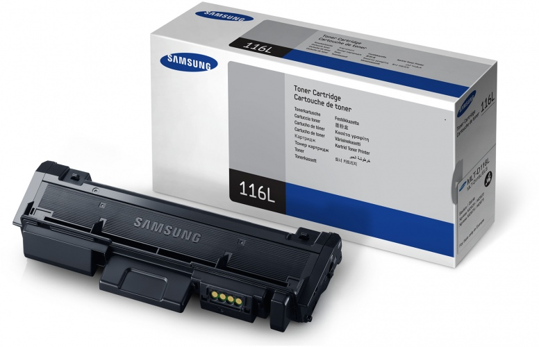 Samsung Cartridge Black HC MLT-D116L/ELS (SU828A)