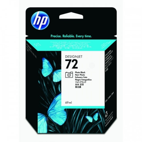 HP Ink No.72 Photo Black (C9397A)