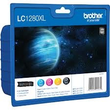 Brother Ink LC 1280XL VALUE (LC1280XLVALBPDR)