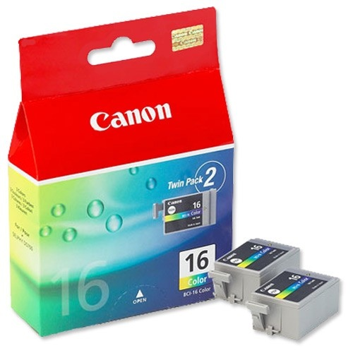 Canon Ink BCI-16 3-Color (9818A002)