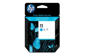 HP Printhead No.11 Cyan (C4811A)