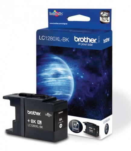 Brother Ink LC 1280XL Black 2,4k (LC1280XLBK)