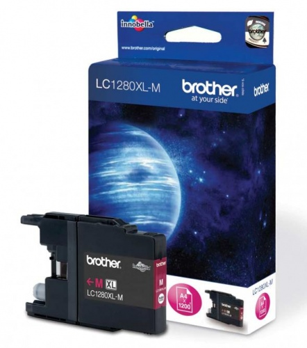 Brother Ink LC 1280XL Magenta 1,2k (LC1280XLM)