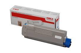 Oki Toner C 610 Cyan 6k (44315307)