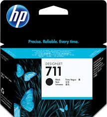 HP Ink No.711 Black HC (CZ133A)