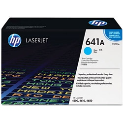 HP Cartridge No.641A Cyan (C9721A) EOL