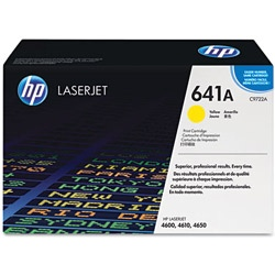 HP Cartridge No.641A Yellow (C9722A)