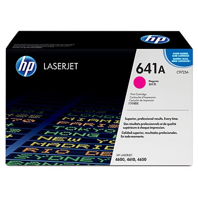 HP Cartridge No.641A Magenta (C9723A) EOL