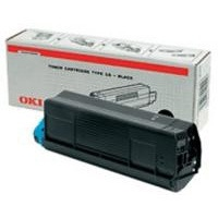 Oki Toner C 5100 Black Typ C6 (42127408)