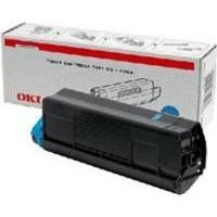 Oki Toner C 5100 Cyan 5k Typ C6 (42127407)