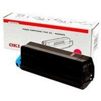 Oki Toner C 5100 Magenta 5k Typ C6 (42127406)