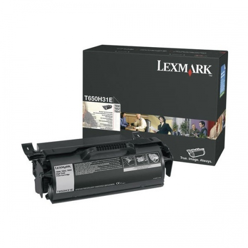 Lexmark Cartridge Black HC (T650H11E) Return