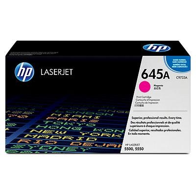 HP Cartridge No.645A Magenta (C9733A)