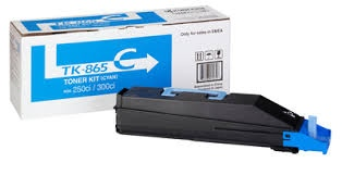 Kyocera Cartridge TK-865 Cyan (1T02JZCEU0)