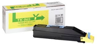 Kyocera Cartridge TK-865 Yellow (1T02JZAEU0)