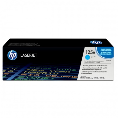 HP Cartridge No.125A Cyan (CB541A)
