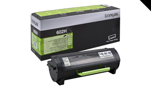 Lexmark Cartridge 602HE Black HC (60F2H0E) 10k Corporate