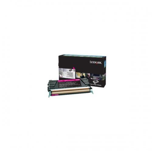 Lexmark Cartridge Magenta (X746A1MG) Return