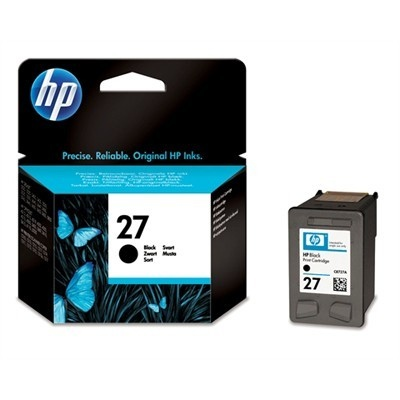 HP Ink No.27 Black (C8727A)