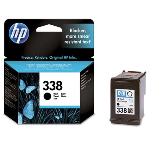 HP Ink No.338 Black (C8765EE)