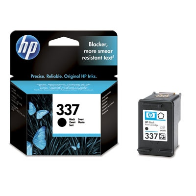 HP Ink No.337 Black (C9364EE)