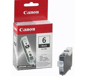 Canon Ink BCI-6 Black (4705A002)