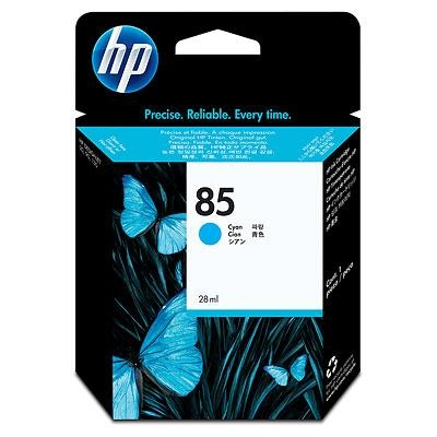 HP Ink No.85 Cyan