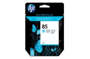 HP ink No.85 Light Cyan