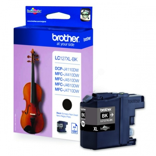 Brother Ink LC 127XL Black (LC127XLBK)