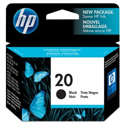 Hewlett-Packard C6614D/20 Black expired