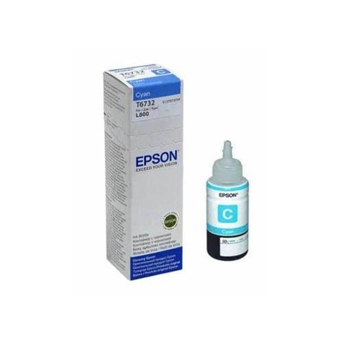 Epson Ink Cyan (C13T67324A)
