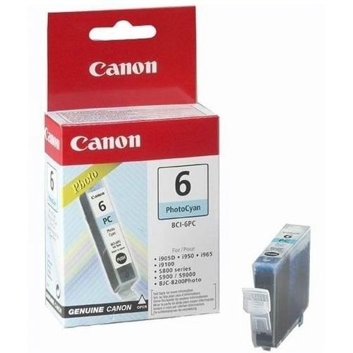 Canon Ink BCI-6 Photo-Cyan 0,28k (4709A002)