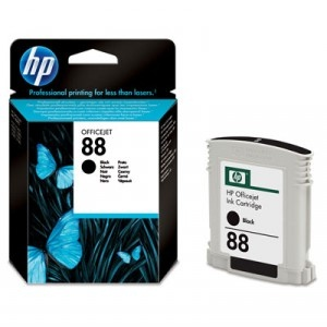 HP Ink No.88 Black (C9385AE)