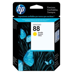 HP Ink No.88 Yellow (C9388AE)