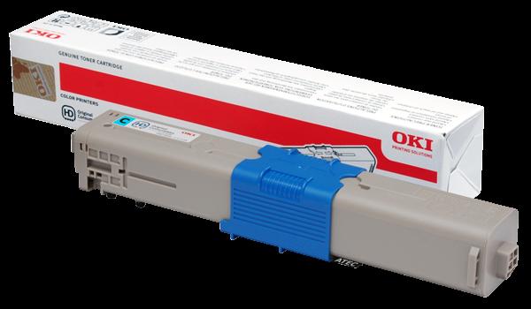 Oki Toner C 301 Cyan (44973535)