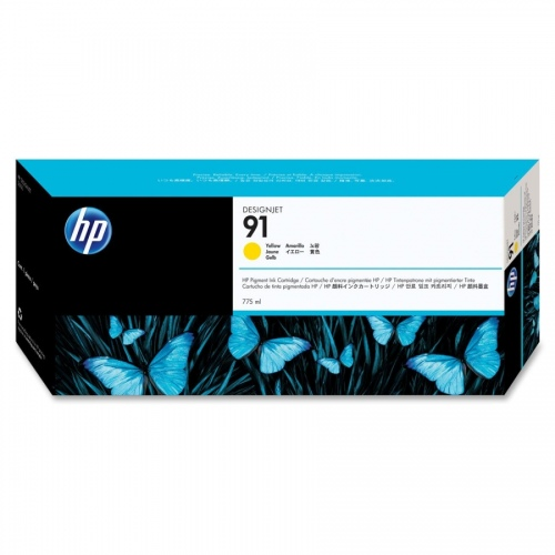 HP Ink No.91 Yellow (C9469A)