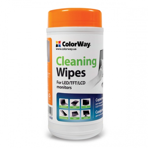 ColorWay  wipes for Laptops and Monitors