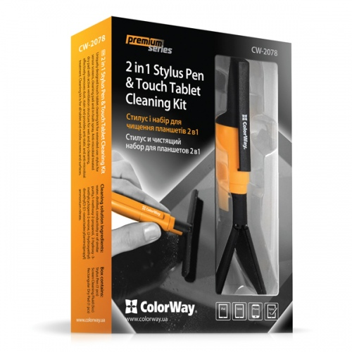 ColorWay Premium kit for Tablet Cleaning