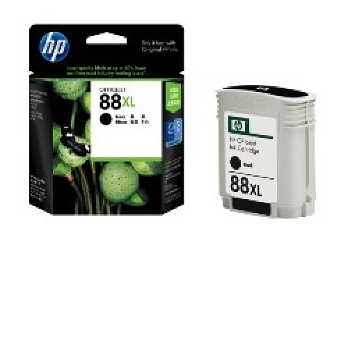 HP Ink No.88 XL Black (C9396AE)