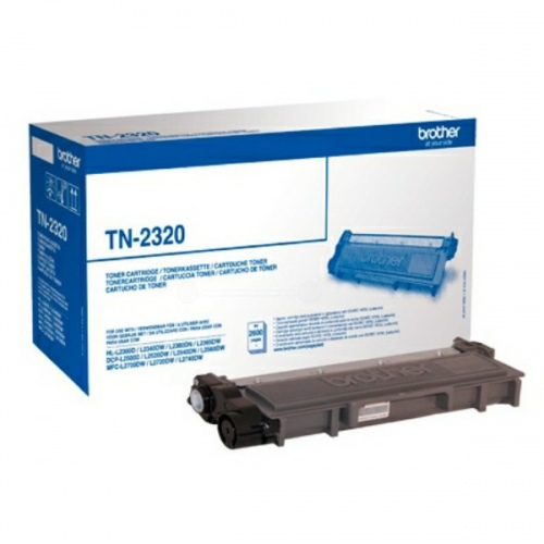 Brother Cartridge TN-2320 Black (TN2320)