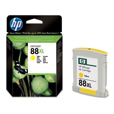 HP Ink No.88 XL Yellow (C9393AE)