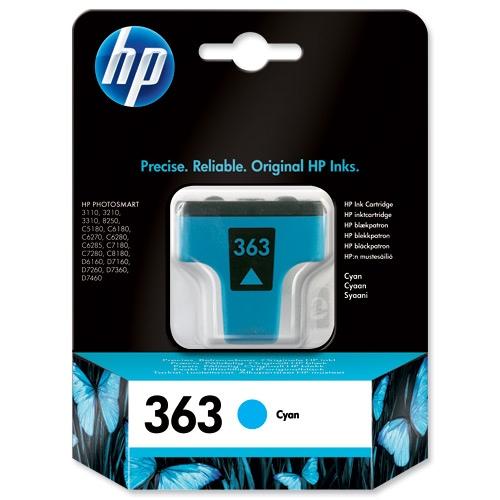 Hewlett-Packard 363 (C8771EE)(CB283E)  expired date